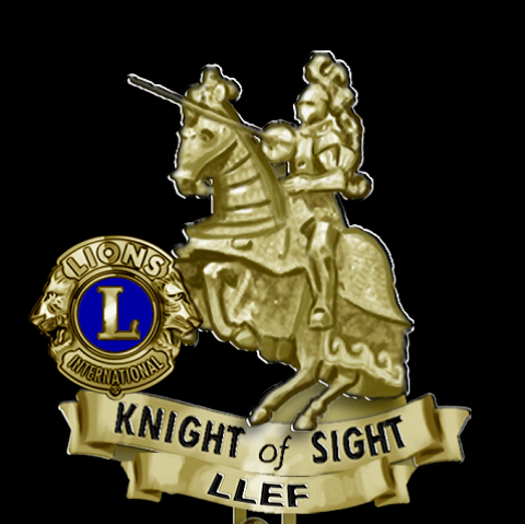 Knight of Sight pin